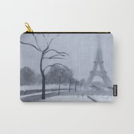 En hiver II Carry-All Pouch