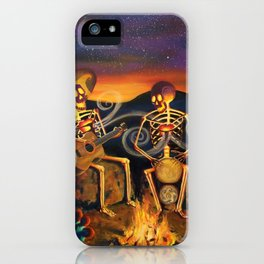 Here's To Life  iPhone Case