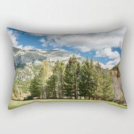 Abruzzo National Park, Italy Rectangular Pillow