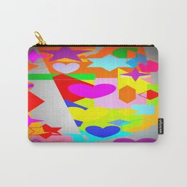 Love and Stars Carry-All Pouch
