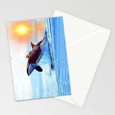 Orca Queen Stationery Cards