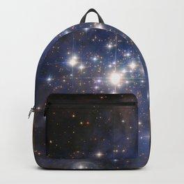 Glittering Diamond Stars Carina Nebula Milky Way Galaxy Backpack