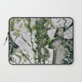 A Tint of Spring Colour. Laptop Sleeve