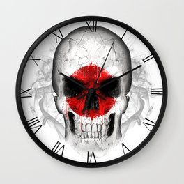 To The Core Collection: Japan Wall Clock