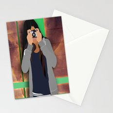 Obstacle 1 Stationery Cards