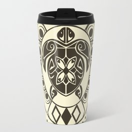 Tribal Aloha Mandala Travel Mug