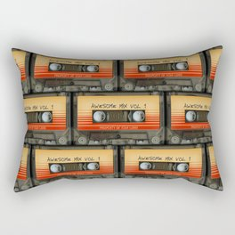 Awesome Guardian Cassette Vol 1 Rectangular Pillow