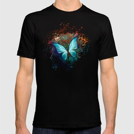 The Blue butterfly T-Shirt