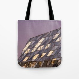 Space Details Tote Bag