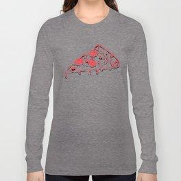 Pizza dream Long Sleeve T-shirt