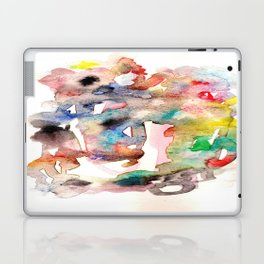 Watercolor 758 ing Laptop & iPad Skin