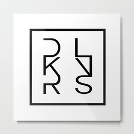 DKR LVS Metal Print