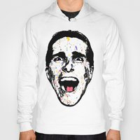 american psycho Hoodies featuring American Psycho by CultureCloth