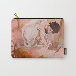 The Picnic (a Manet study) Carry-All Pouch