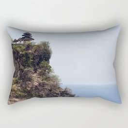 Uluwatu Temple Bali Rectangular Pillow