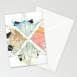C.O.M.P.A.S.S. No. 9 Stationery Cards