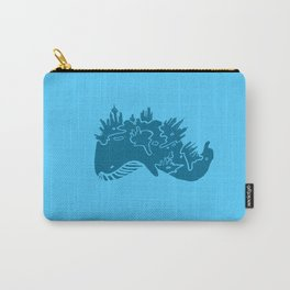 Whale city Carry-All Pouch