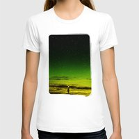 surfer T-shirts featuring Lost Surfer Star Series by Stoian Hitrov - Sto