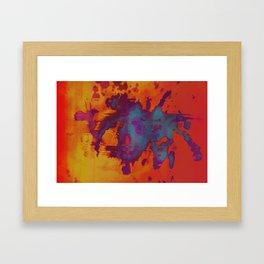 Coffeespace Framed Art Print