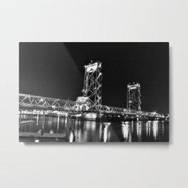 Portsmouth nh harbor Metal Print