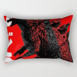 Gojira 2 Rectangular Pillow