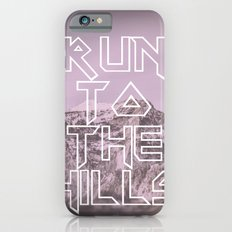Run To The Hills iPhone 6s Slim Case