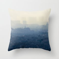 Layers Throw Pillow