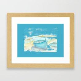 Portopalo C.P. Framed Art Print