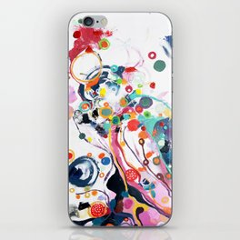 Flover of corruption iPhone Skin