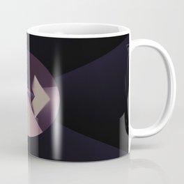 Violetly Simple Coffee Mug