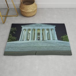 Jefferson Memorial Rug