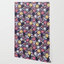 Garden Joy Wallpaper