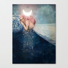 The Sleep Canvas Print