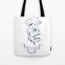Captain Fury Tote Bag