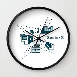 Sector X (Star Fox 64) Wall Clock