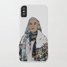 No Ban No Wall   Art Series - The Jewish Diaspora 008 iPhone X Slim Case