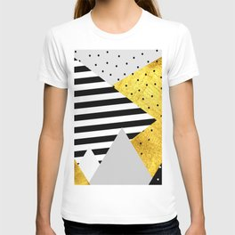 fall abstraction #4 T-shirt