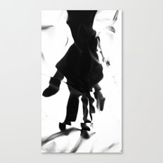 broken skin Canvas Print