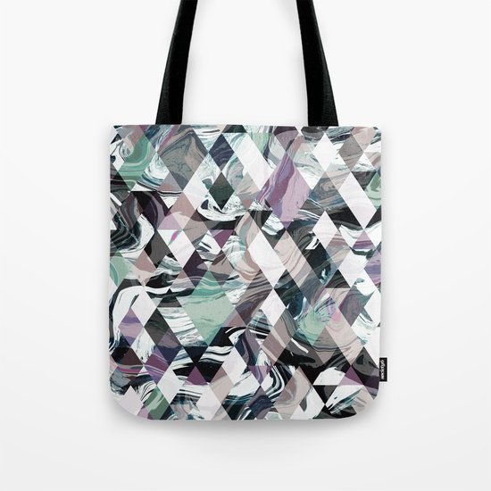 Diamond Rock Tote Bag