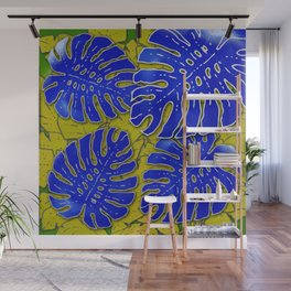 Jungle Groove Wall Mural