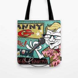 D-D-D Danny G! Tote Bag