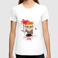 dexter T-shirts featuring Dexter by Gianluca Gentile
