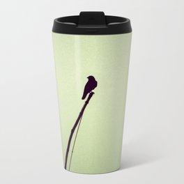 Lonely Bird Metal Travel Mug
