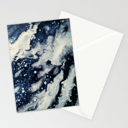 Under the snow Stationery Cards