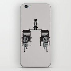 Epic Lincoln iPhone & iPod Skin