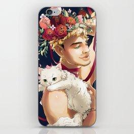 Christophe Giacometti iPhone Skin