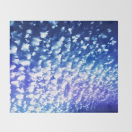 Out of the Blue  #Society6 #Decor #Buyart Throw Blanket