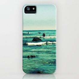 In the Surf iPhone Case