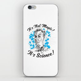 It's Science! iPhone Skin