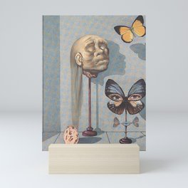 THE LIMIT - SALVADOR DALI Mini Art Print